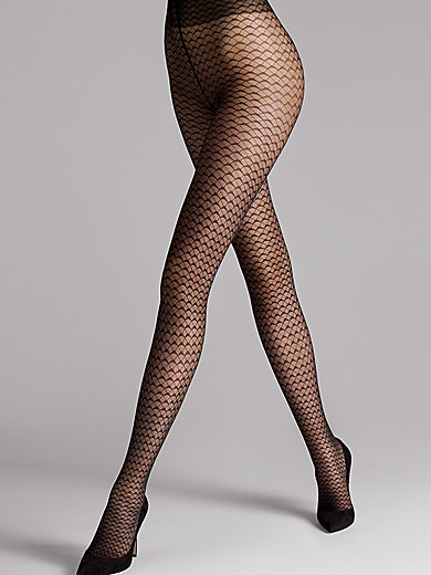 "Wolford - Feinstrumpfhose ""Waves Tights"""