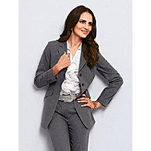 Le blazer en pure laine vierge pour 249€