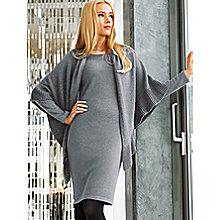 La robe en pur cachemire pour 260€