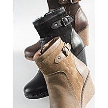 Les boots compensés pour 160€