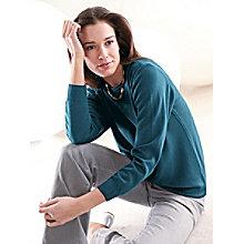 Le pull en pure laine vierge pour 80€